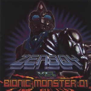 Zenboy Vs Bionic Monster 1