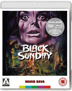 Black Sunday (1960) (Dual Format) (Region B)