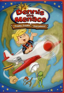 Dennis the Menace-Trouble Trouble Everywhere