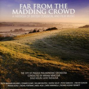 Far from the Madding Crowd (Original Soundtrack) [Import]