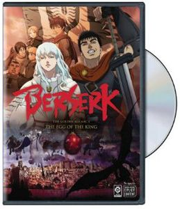 Berserk: The Golden Age Arc I: The Egg of the King