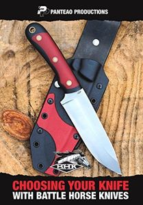 Choosing Your Knife with Battle Horse Knives