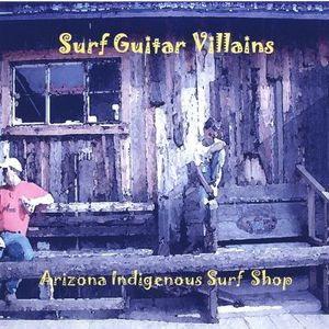 Arizona Indigenous Surf Shop