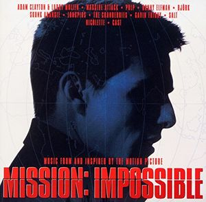 Mission Impossible (Original Soundtrack) [Import]