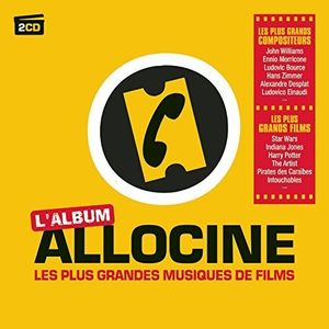 Allocine L'album (Original Soundtrack) [Import]