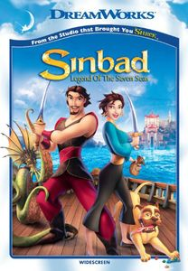 Sinbad: Legend Of The Seven Seas [Widescreen] [Repackged]