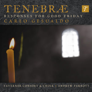 Tenebrae Responses for Good Friday