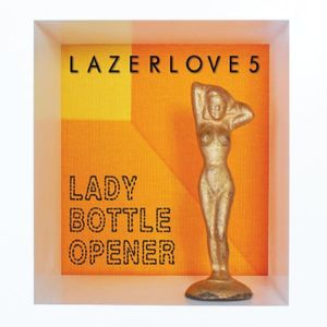 Lady Bottle Opener