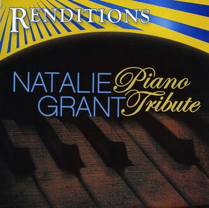 Reditions: Natalie Grant Piano Tribute /  Various