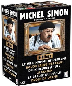 Michel Simon Coffret Deluxe [Import]