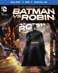 Batman Vs Robin (W/ Figurine)