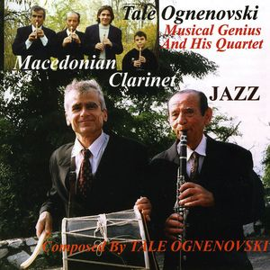 Macedonian Clarinet Jazz Composed By Tale Ognenovs