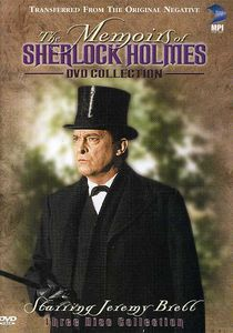 The Memoirs of Sherlock Holmes: DVD Collection