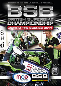 British Superbike Championship 2014-Behind