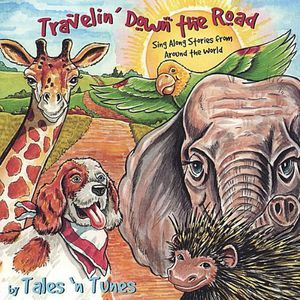 Travelin' Down the Road: Sing Along Stories from a