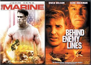 The Marine [2006]/ Behind Enemy Lines [Back To Back] [Sensormatic]