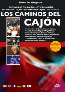 Los Caminos Del Cajon The Ways Of The Cajon