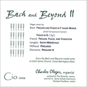 Bach and Beyond 2