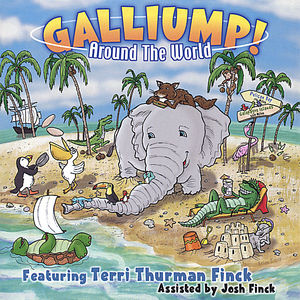 Gallliump! Around the World