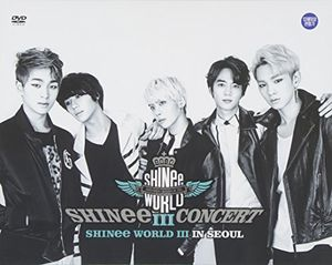 3rd Concert [Shinee World III in Seoul] [Import]