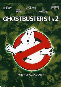 Ghostbusters I & II Double Feature Gift Set