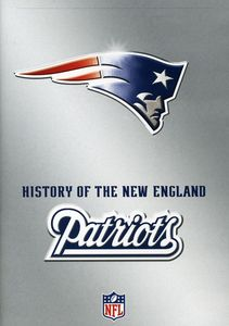 NFL History Of The New England Patriots [Standard] [2 Discs]
