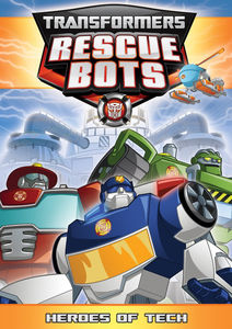 Transformers Rescue Bots: Heroes of Tech