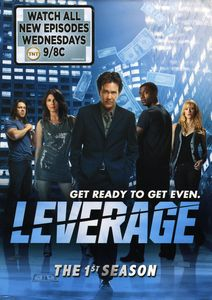 Leverage: The First Season [Widescreen] [4 discs] [O-Sleeve]