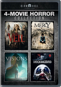 Blumhouse 4-movie Horror Collection