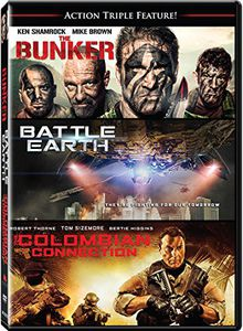 The Bunker /  Battle Earth /  The Colombian Connection