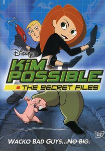 Kim Possible: Secret Files