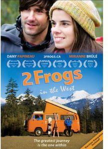 2 Frogs in the West [Import]