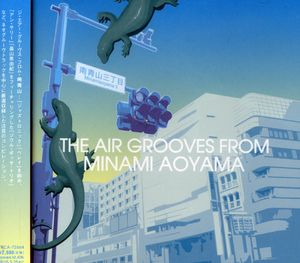 Air Grooves from Minami Aoyama (Original Soundtrack) [Import]