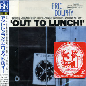 Out to Lunch [Import]
