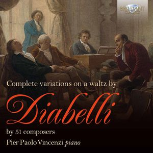 Complete Variations on a Waltz By Diabelli