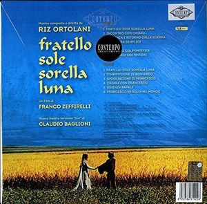 Fratello Sole Sorella Luna (Original Soundtrack)