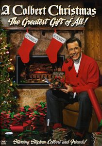 Colbert Christmas: The Greatest Gift of All