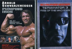 Terminator 3-Rise of the Machines/ Pumping Iron