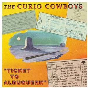 Ticket to Albuquerk
