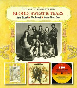 New Blood /  No Sweat /  More Than Ever [Import]