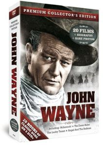 John Wayne: Premium Collector's Edition
