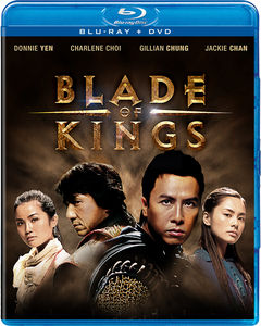Blade of Kings (Twins Effect 2)