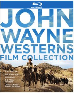 John Wayne Western Collection