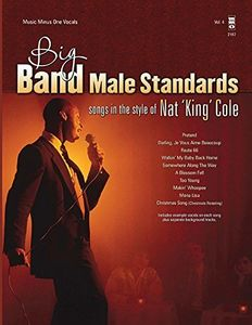 Big Band Male Standards Songs in the Style