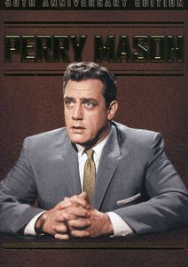 Perry Mason 50th Anniversary Edition [Full Frame] [4 Discs] [Slim Packs] [Sensormatic]