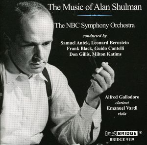 Music of Alan Shulman