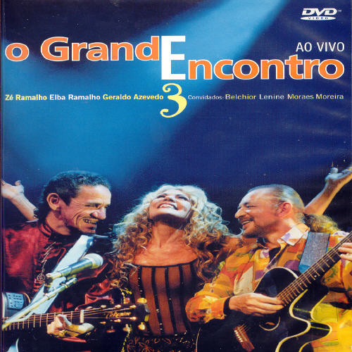O Grande Encontro, Vol. 3 [Import]