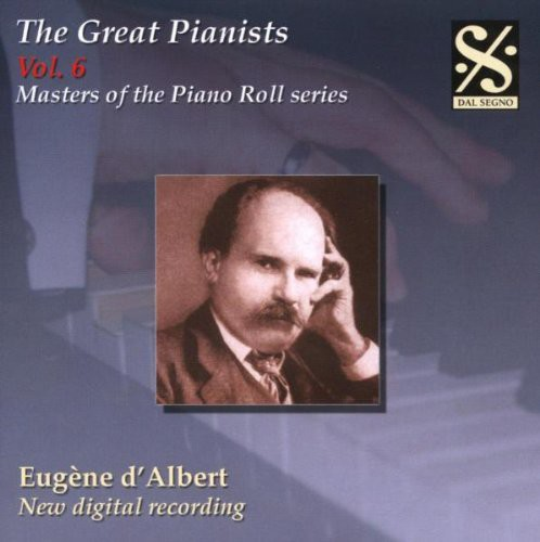 Masters of Piano Roll: Great Pianists 6