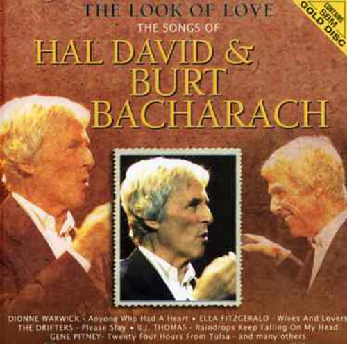 Look of Love Songs Hal David & Burt /  Various [Import]