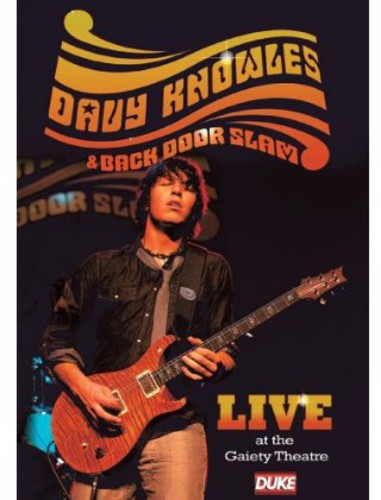 Davy Knowles & Back Door Slam Live at Gaiety 2009